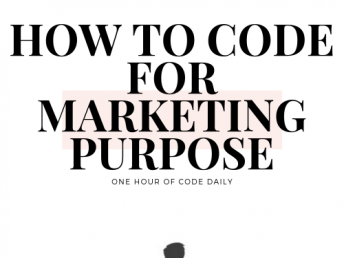 how to code for marketing purpose