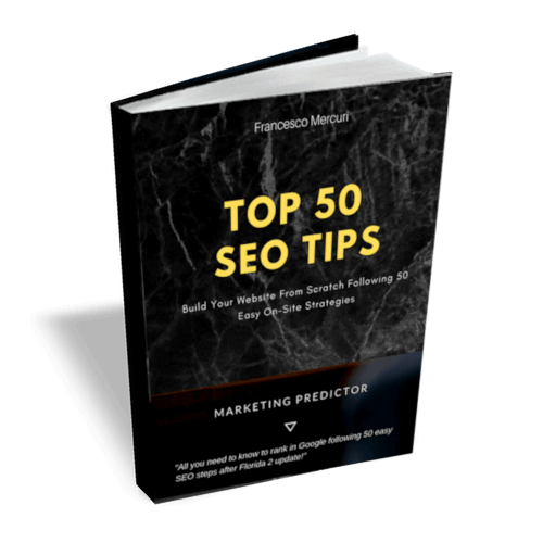 top 50 seo on site tips