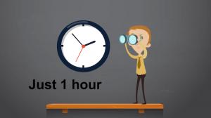 One hour of SEO every week