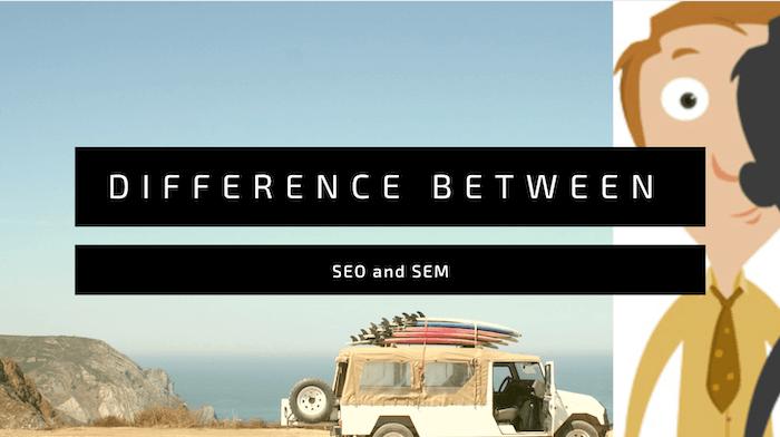 SEO and SEM